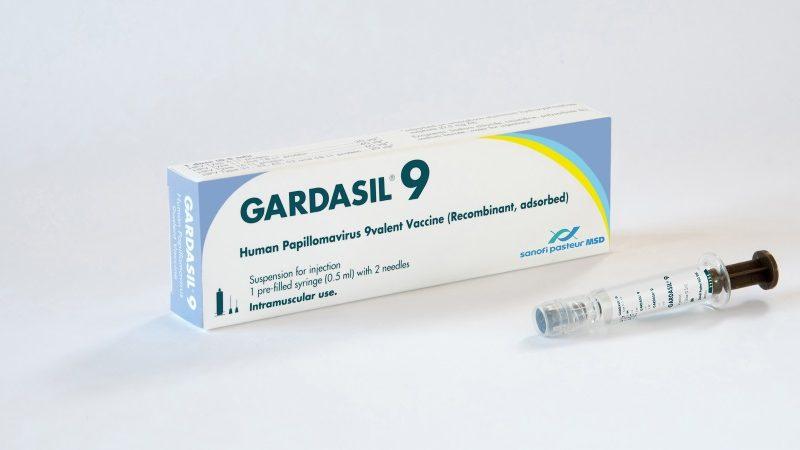 Gardasil-9 fra MSD
