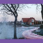 Varsel om forhøjet vandstand ved kysten