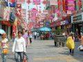 Wenzhou i Zhejiang-provinsen i Kina