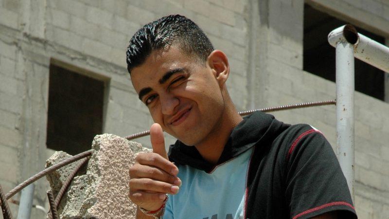 Flygtning fra Palæstina