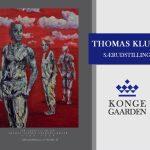 Kongelig portrætmaler Thomas Kluge udstiller i Korsør