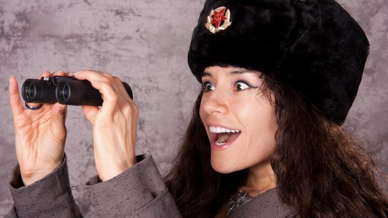 Russisk spion (honey traps)