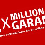 Ny Millionærgaranti-millionær i Slagelse Kommune