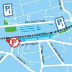 Ændring i parkeringsforhold på Slagelse Banegård