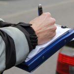 Politiet stopper narkopåvirket chauffør med en kniv