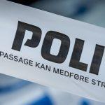 Voldsomt færdselsuheld i Sørbymagle