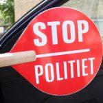 15 køretøjer stoppet i Ringparken i Nordbyen
