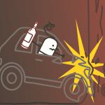 Pas på kørsel morgenen efter påskefrokosten