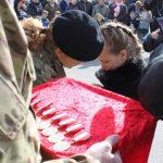Parade for hjemvendte soldater fra Irak og Afghanistan