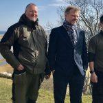 Veteraner fra VeteranHaven sendes til Sprogø