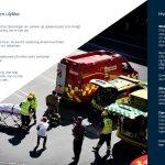Politi: Slå alarm og giv førstehjælp, men tag ikke billeder