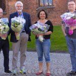 Ny døgnåben hjertestarter ved Sct. Mikkels Kirke