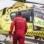 Responstiden for en ambulance er 8:21 minutter