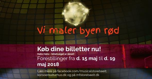 Grafik/foto: Musicalforeningen Storebælt