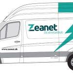 SK Forsyning: SK Elnet A/S bliver til Zeanet A/S