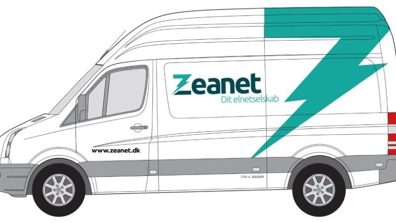 Grafik: Zeanet A/S