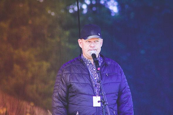 Torben Kjerulff, formand for Business Slagelse