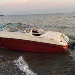 Herreløs båd ved Stillinge Strand savner ejer
