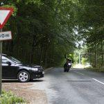 Antallet af dræbte motorcyklister stiger
