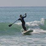 Stort beredskab ved forsvunden paddleboarder
