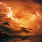 Varsel om farligt vejr lørdag d. 28/7 kl. 19-01