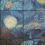 Unge talenter udstiller kunst på Slagelse Rådhus