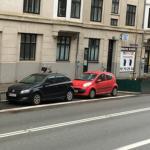 Ikke længere ulovligt at parkere på kantlinjer