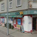 Røveri i kiosk på Valbyvej i Slagelse