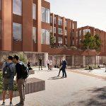 Stort campus i Slagelse med plads til 2.000 studerende