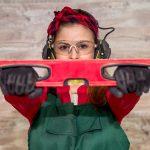 Projektet Boss Ladies skal skaffe kvindelige håndværkere