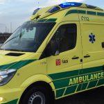 Regionens ambulancer kom hurtigere frem i 2018
