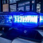 Teenagepige gav en betjent en på hovedet