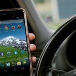 Slut med at sende en SMS under kørslen