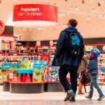 BR åbner legetøjsbutikker i hele landet