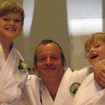 Jokokan er en kampsport for hele familien