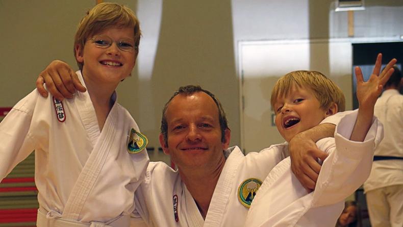 Foto: Jokokan Slagelse Karate Skole