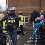 Politikontrol ved skolevejene til og med fredag