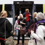 Coronaspredning: Undgå rejser i myldretiden