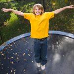 Sådan undgår dine børn ulykker på trampolinen