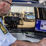 En fartbølle mistede førerretten på stedet