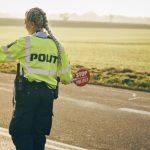 Fartkørsel og narkokørsel på Halsskov