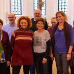 Over 30 kunstnere fra ind- og udland udstiller i 15 kirker