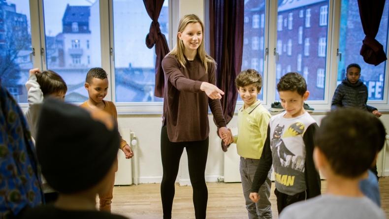 Foto: Thomas Arnbo / Red Barnet Ungdom