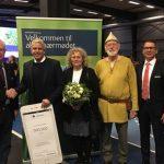 Vikingeborgen modtager en halv million kroner
