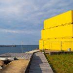 Halsskov Færgehavn – nostalgiens venteplads