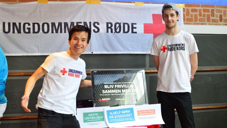 Foto: Ungdommens Røde Kors i Slagelse
