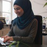 Jasmin fandt sit første job i tech-branchen