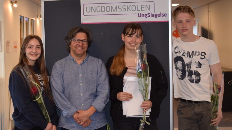 Foto: Ungdomsskolen i Slagelse