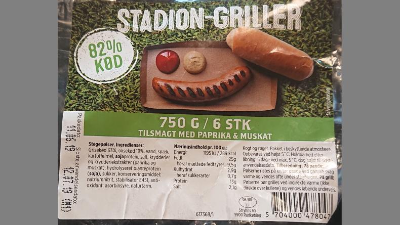 Foto: Fødevarestyrelsen