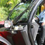 Små maskiner fra Scantruck besøger Have & Landskab